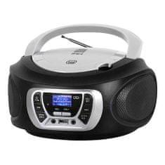 Trevi CMP 510 DAB BK Prenosné rádio, CMP 510 DAB BK Prenosné rádio