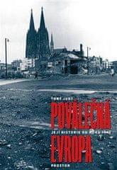 Judt Tony: Poválečná Evropa - Její historie od roku 1945