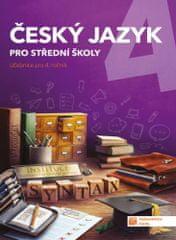 Český jazyk 4 - učebnice pro SŠ