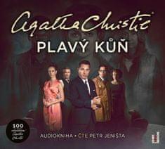 Christie Agatha: Plavý kůň - MP3-CD