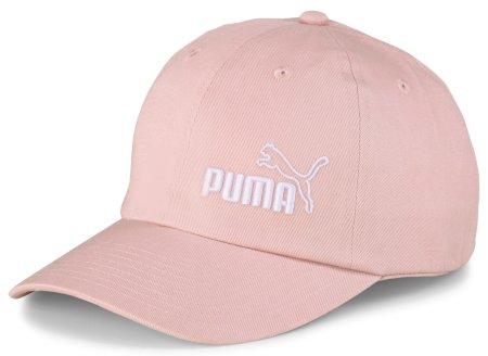Puma dječja kapa sa šiltom ESS Cap Jr II, ružičasta