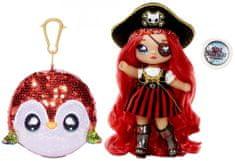 Na! Na! Na! Surprise lutka u blistavoj životinji Sparkle Parrot, 2u1