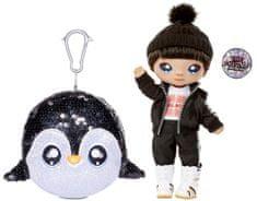 Na! Na! Na! Surprise lutka u blistavoj životinji Sparkle Penguin, 2u1