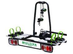 MULTIPA Nosič elektrokol na tažné zařízení 2 elektrokola, MULTIPA