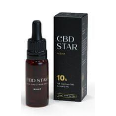 "CBD STAR CBD ""NIGHT"" OLEJ - 10% CBD 10 ml"