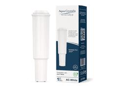 Aqua Crystalis Vodní filtr AQUA CRYSTALIS AC-WHITE do kávovarů značky JURA CLARIS - kompatibilní JURA CLARIS WHITE 1ks