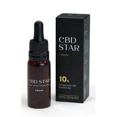 """CBD STAR CBD """"FOCUS"""" OLEJ - 10% CBD 10 ml"""