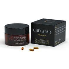 CBD STAR CBD KAPSLE - 10% CBD 30 kapslí