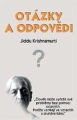 Krišnamúrti Džiddú: Otázky a odpovědi