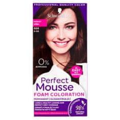 Schwarzkopf Permanentná farba na vlasy Perfect Mousse (Foam Color ation)