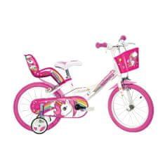 Dino bikes Unicorn 14 dječji bicikl