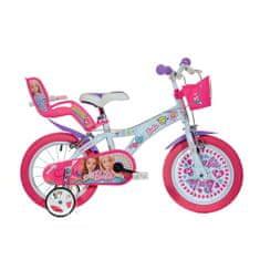 Dino bikes Barbie 14 dječji bicikl
