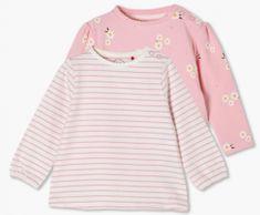 s.Oliver 2 pack dívčích triček 405.10.102.12.130.2064247