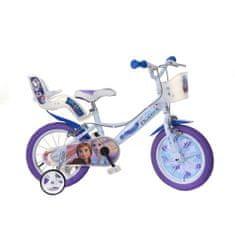 Dino bikes Frozen 14 dječji bicikl
