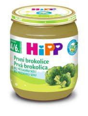 HiPP BIO Prvá brokolica - 6 x 125g