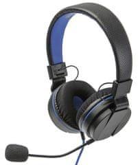 Snakebyte Head:Set 4 sluchátka s mikrofonem pro PS4