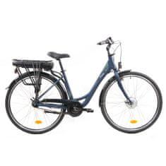 Xplorer X6 28 električni bicikl, tamnoplave boje