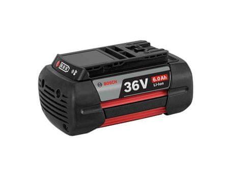 BOSCH Professional akumulatorska baterija GBA 36 V 6,0 Ah (1600A00L1M)