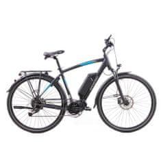 Xplorer X4 28 električni bicikl, tamno sivi