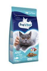 PreVital Karma dla kota Adult tuńczyk 4x1,4 kg