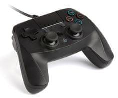 Snakebyte GAME:PAD 4 S kabelový gamepad pro PS4 Černá