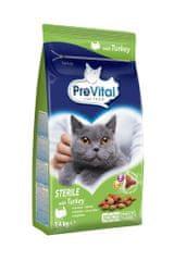 PreVital Karma dla kota Sterile indyk 4x1,4 kg