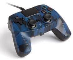 Snakebyte GAME:PAD 4 S kabelový gamepad pro PS4 camo blue