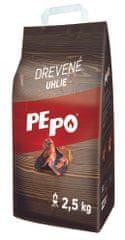 PEPO PE-PO grilovací dřevěné uhlí 2,5 kg