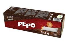 PEPO PE-PO čisticí poleno 1,1 kg