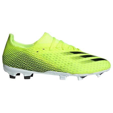 Adidas X GHOSTED.3 FG - 46 EU, 46 EU | 11 Egyesült Királyság | 11,5 USA | 28,4 CM