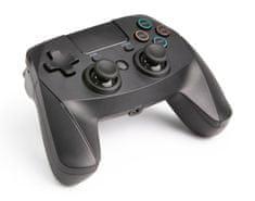 Snakebyte GAME:PAD 4 S WIRELESS bezdrátový ovladač PS4 Černá