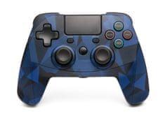 Snakebyte Game:Pad 4 S Wireless (camo blue) bezdrôtový ovládač pre PS4