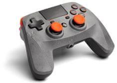 Snakebyte GAME:PAD 4 S WIRELESS bezdrátový ovladač PS4 Rock
