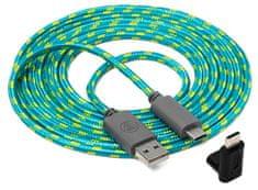 Snakebyte USB CHARGE:CABLE kabel USB - USB-C Nintendo Switch Lite 2,5 m