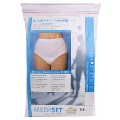 Mediset Inkontinenční dámské kalhotky s fixací vložek