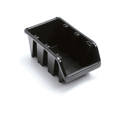 Kistenberg Úložný box čierny - KTR23-S411