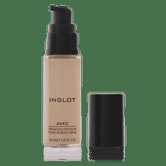 INGLOT cosmetics AMC Cream Foundation NF LW100