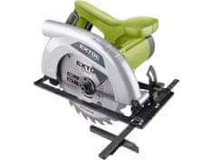 Extol Craft Píla kotúčová, príkon 1200W, priemer kotúča/otvoru 185/20mm, 24z, laser