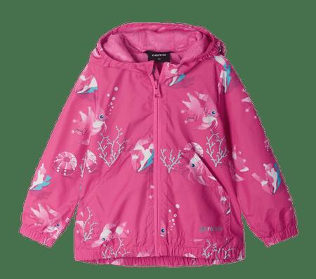 Reima Dziewczęca kurtka Hippasilla 92 różowa