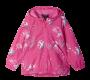 1 - Reima Dziewczęca kurtka Hippasilla 92 różowa