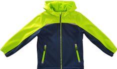 Topo chlapecká softshellová bunda 2-60212-730