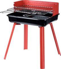 Koopman roštilj na ugljen, četverokutni s nogama X86000010