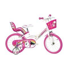 Dino bikes Unicorn 16 dječji bicikl