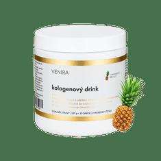 Venira Kolagenový drink pro vlasy, nehty a pleť 189 g, ananas