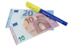 Genie Fix na detekci pravosti bankovek Quicktester