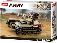 Sluban Army M38-B0709 Malý italský tank