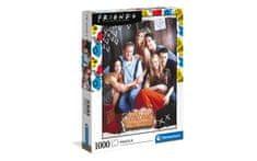 Clementoni puzzle Collection - Friends, 1000 komada (39587)
