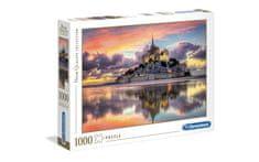 Clementoni puzzle Mont Saint-Michel, 1000 komada (39367)