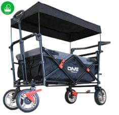 DMS Germany Skládací vozík se střechou / Skládací ruční vozík BW-03