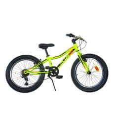 Dino bikes Plus 20 dječji bicikl, žuti